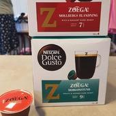 Hej på er! Kicki och jag köpte en ny kaffemaskin till butiken och nu har vi inte användning av kaffekapslarna. Är nån av er intresserad av att köpa dem? Zoega 60 kr (värde 99,80 kr) Gevalia Tassimo 250 kr (värde 325 kr).
